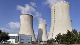 Závada v Dukovanech: Jaderná elektrárna musí náhle odstavit druhý blok