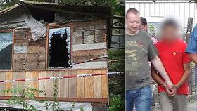 Dva mladiství brutálně umučili bezdomovce v Ústí: Šokující podrobnosti vraždy!