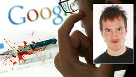 """David si vygoogloval """"jak někoho zabít"""", pak nožem na chleba napadl přítelkyni"""