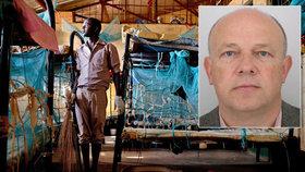Čechovi vězněnému v Africe hrozí trest smrti, bojí se křesťané. Podle velvyslankyně nemají důkazy