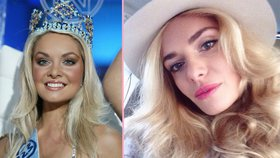 Jak se Taťána Kuchařová změnila od doby, kdy před 10 lety vyhrála soutěž Miss World?