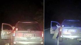 Bizarní nehoda: Řidička srazila jelena! Ten se chtěl pomstít