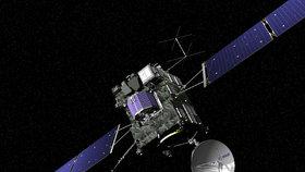 Rosetta přistála na kometě a naposledy se ozvala. Sonda po 12 letech skončila