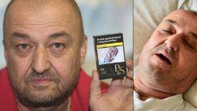 Montér z Bučovic se poznal na krabičce cigaret: Je to on? Názor odborníka!