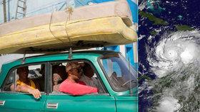 Hurikán Matthew brzo udeří: Může zabít tisíce lidí, bojí se meteorologové