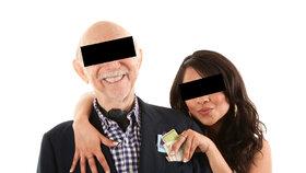 Dívka (24) po svatbě s milionářem (68) zjistila, že je to její děda! Rozvod nechystají