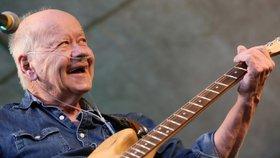Kytarista Radim Hladík čeká na transplantaci: Dostane dámské plíce!