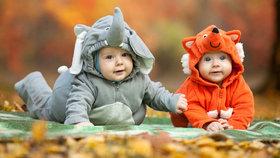 Jak oblékat kojence, když se venku ochladilo? Jako cibuli!