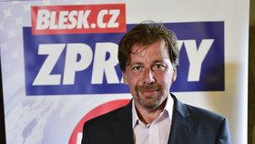 Průhlednost jsme neprosadili, přiznal lídr TOP 09 ve středních Čechách Tiso
