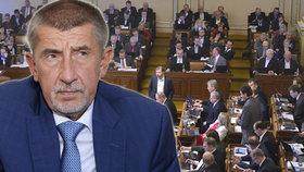 Babišova Hra o výbory, šéfa Sněmovny a vládu: Je to přetlačovaná, říká politolog