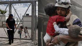 Favoriti na Nobelovku: Ti, co pomáhají uprchlíkům v Řecku. A syrští hrdinové
