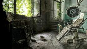 Foto jako z hororu: Nejděsivější opuštěné nemocnice v Evropě!