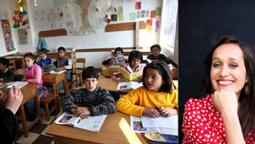 Rom jako učitel? V Česku stěží. Školy se bojí reakcí rodičů, říká expertka