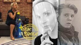 Co se děje v zákulisí StarDance: Nervózní Plodková, natěšený Piškula a Bittnerová v bolestech