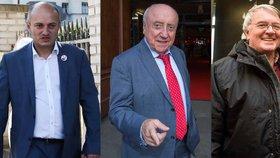 """""""Slavní"""" netáhli. Konvička, Harapes, Čuňas i Slováček ve volbách propadli"""
