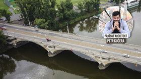 Libeňský most: Otevřel ho Masaryk, několikrát změnil jméno. Co o něm ještě nevíte?