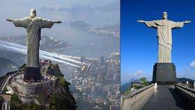 Kristus Spasitel shlíží na Rio de Janeiro už 85 let! Socha je jedním ze sedmi divů světa