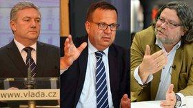 Padne Mládek jako Vondra a Prachař? Komu z ministrů zavařily senátní volby