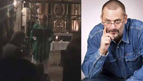 Smrt herce Tomáše Valíka (†51): Tajná zádušní mše, na které se lidé smáli!