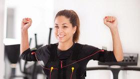 20 minut nahradí pohyb za celý týden! To je elektrostimulace svalů