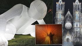 Signal festival rozsvítí 23 míst v Praze: Podívejte se na 11 z nich, která stojí za návštěvu