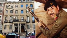 Saddám Husajn měl v New Yorku tajnou mučírnu! Vraždili lidi jen kousek od boháčů