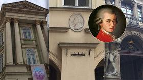 260 let od narození Mozarta: Čtyřikrát za život navštívil Prahu. Tady všude byl