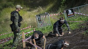 Víkend v Praze: Staňte se na den vojákem a dejte si husu se ciderem