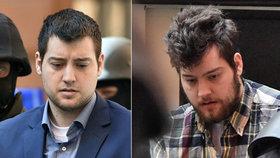 Vousy a ztrhaný výraz: Dahlgren ve vězení sešel. Soud ho nechal ve vazbě