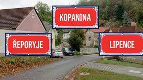 Řeporyje, Kopanina, Lipence… Pražské čtvrti mají překvapivý původ názvů