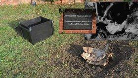 Vojáci u Přerova zmasakrovali stovky mužů, žen i dětí a naházeli je do jámy