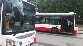 Zloděj po neúspěšné krádeži v poklidu odjížděl autobusem: Strážníci ho rychle dohnali