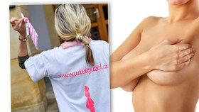 Žen se zákeřnou rakovinou prsu ubylo, přesto jsou jich stovky