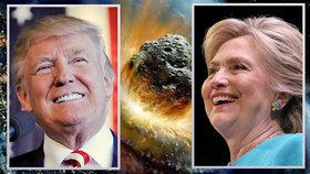 Raději konec světa než Trumpa nebo Clintonovou, shodují se mladí Američané