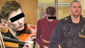 Nadějný primáš cimbálovky zabil matku a postiženého bratra: Matka ho dlouhodobě týrala, tvrdí kamarádi