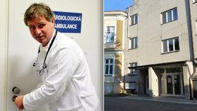 Můžou za smrt pacienta v nymburské nemocnici lékaři? Skoro mě poslali do p*dele, říká zeť zemřelého