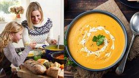 Nejlepší podzimní polévky, které zahřejí!