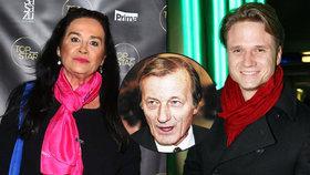Gregorová má o změně příjmení syna jasno: Radek by mu to schválil!