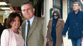 Zamilovaná Rottrová (74): S mladším manželem působí jako reklama na štěstí