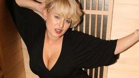 Obdařená hvězda StarDance Miluše Bittnerová v sauně: Ukázala hodně, nebo málo?