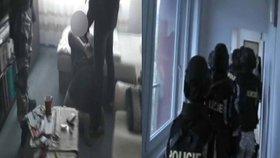 Po hádce vystřelil na exmanželku z brokovnice: Přímo v bytě ho zadržela zásahovka