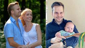 Zpěvák Martin Chodúr (26) a jeho partnerka Ivona (43): Po synovi svatba!