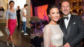 Gábina Partyšová rok po svatbě s milionářem: Někdy to skřípe, přiznala