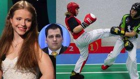 Europoslanec vzal na stáž kickboxerku. Dívky v plavkách neobstály