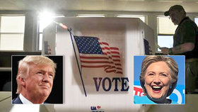 """Krátce před volbami ovládla průzkumy Clintonová. Trump: """"Ne, vedu já."""""""