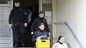 Němci se bojí teroristů: Speciální jednotky zasahují v pěti spolkových zemích