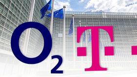 """Brusel vyšetřuje české operátory O2 a T-Mobile. """"Naprášil"""" je Vodafone"""