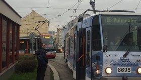 Mezi Florencí a Palmovkou bez tramvají: Omezení nastane kvůli Negrelliho viaduktu