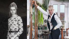 Milada Karasová o modelingu za socialismu: Modelka? Byla jsem technická pracovnice!