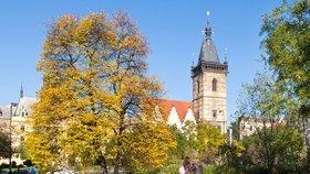 Věž Novoměstské radnice se znovu otevřela: Láká na prohlídku bytu věžníka